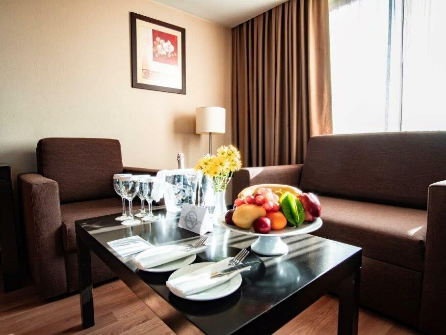 Junior Suite at eresin hotels topkapi