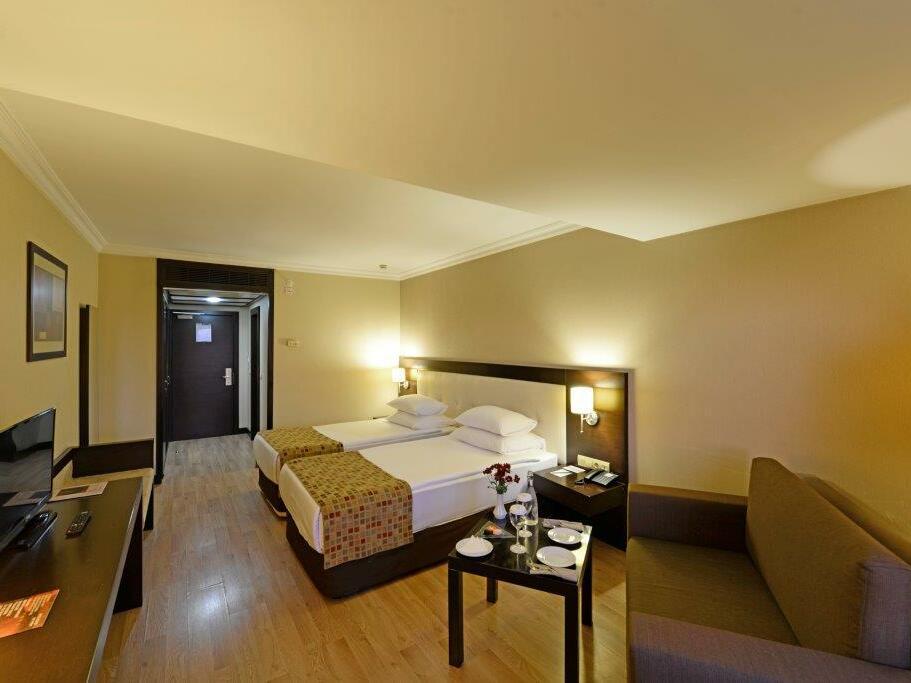 Deluxe Room at eresin hotels topkapi