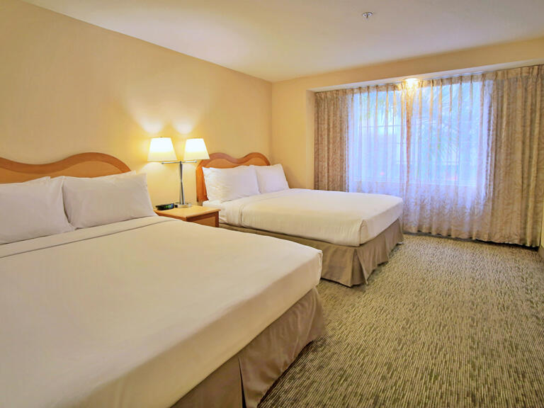 2 Bedroom 1 Bathroom Suites Portofino Inn Suites Anaheim