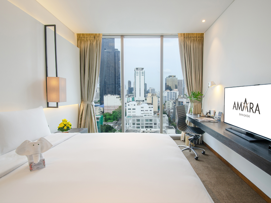 Amara Bangkok Executive Room