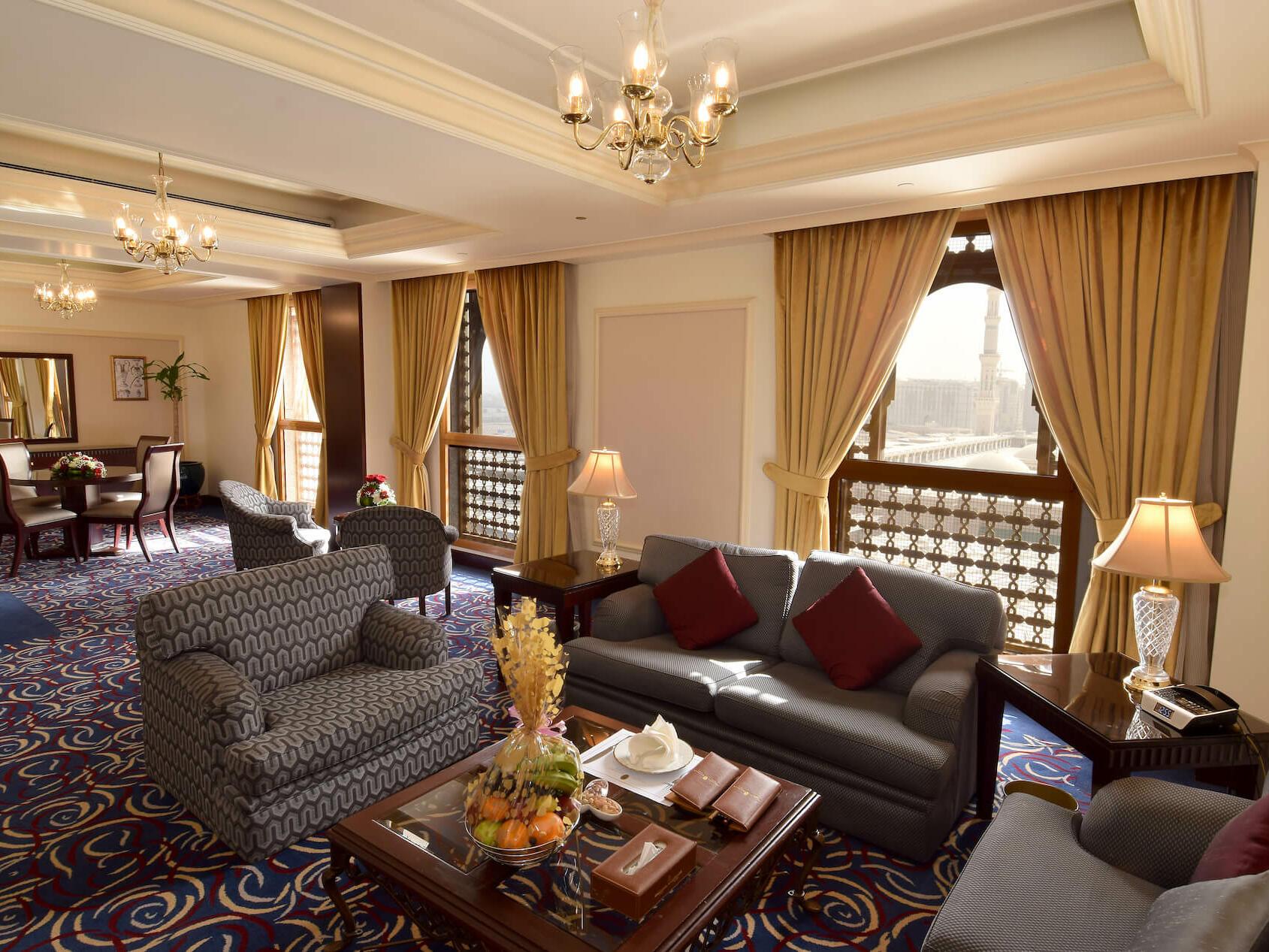 Diplomatic 1 Bedroom Suite Haram View