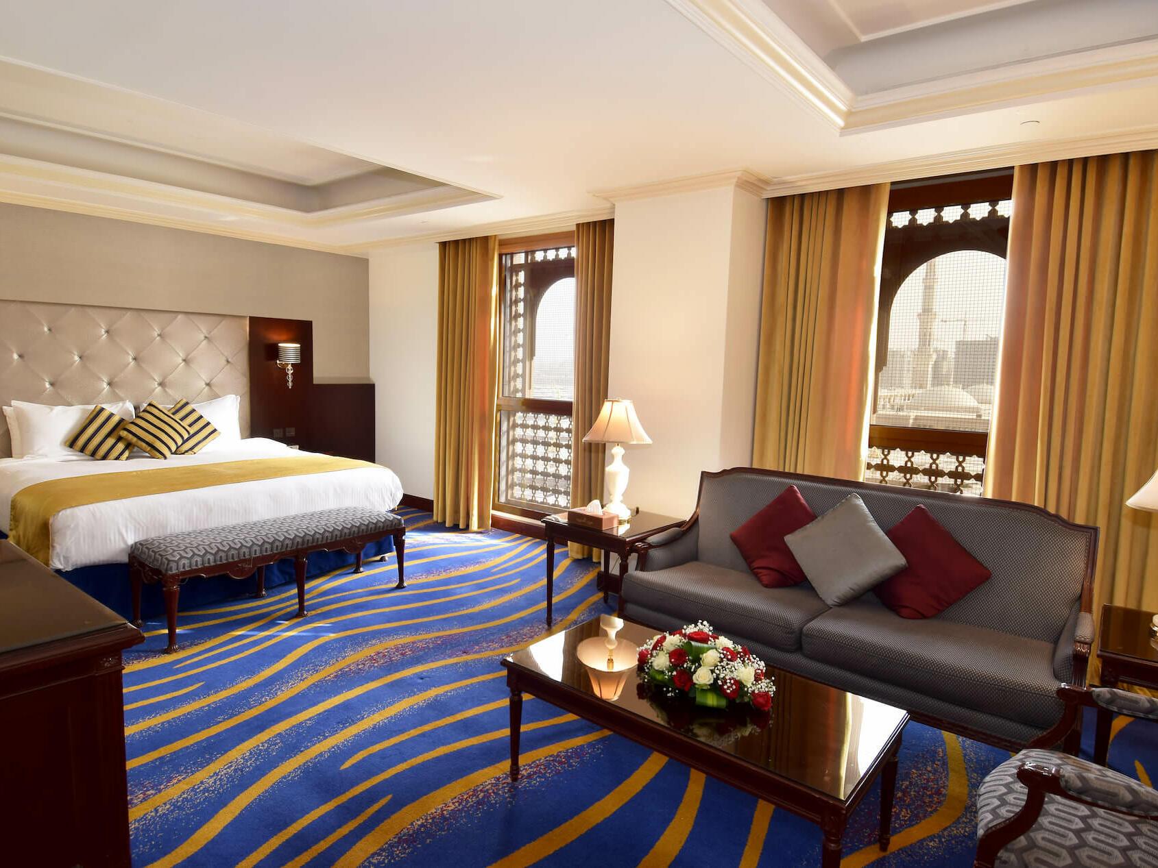 Deluxe 1 Bedroom Suite Haram View