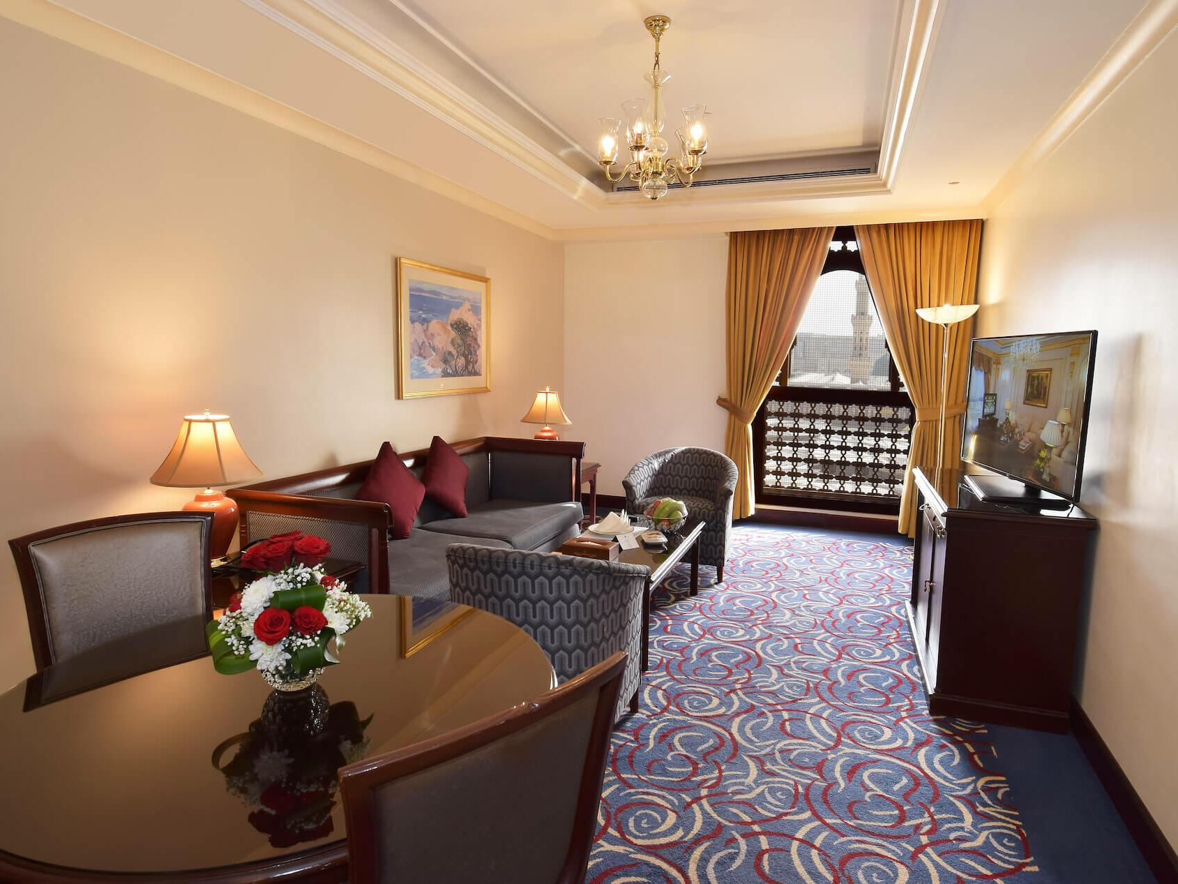 Business Suite 1 Bedroom Haram View
