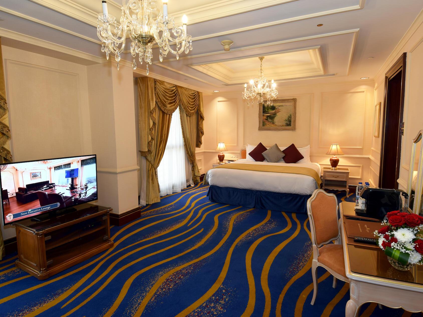 Royal Junior Suite 1 Bedroom Haram View