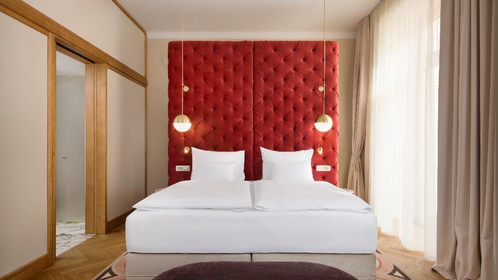 Grand Union Suite Bedroom