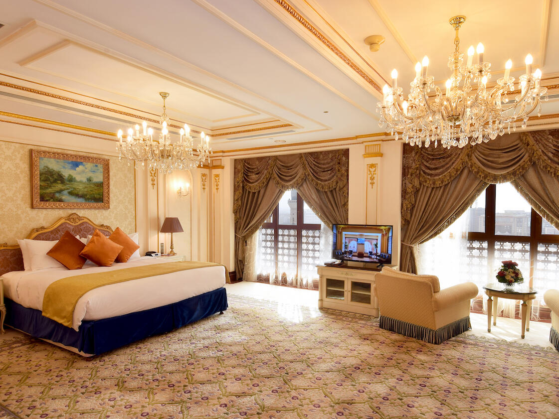 Royal Taqwa Suite Haram View