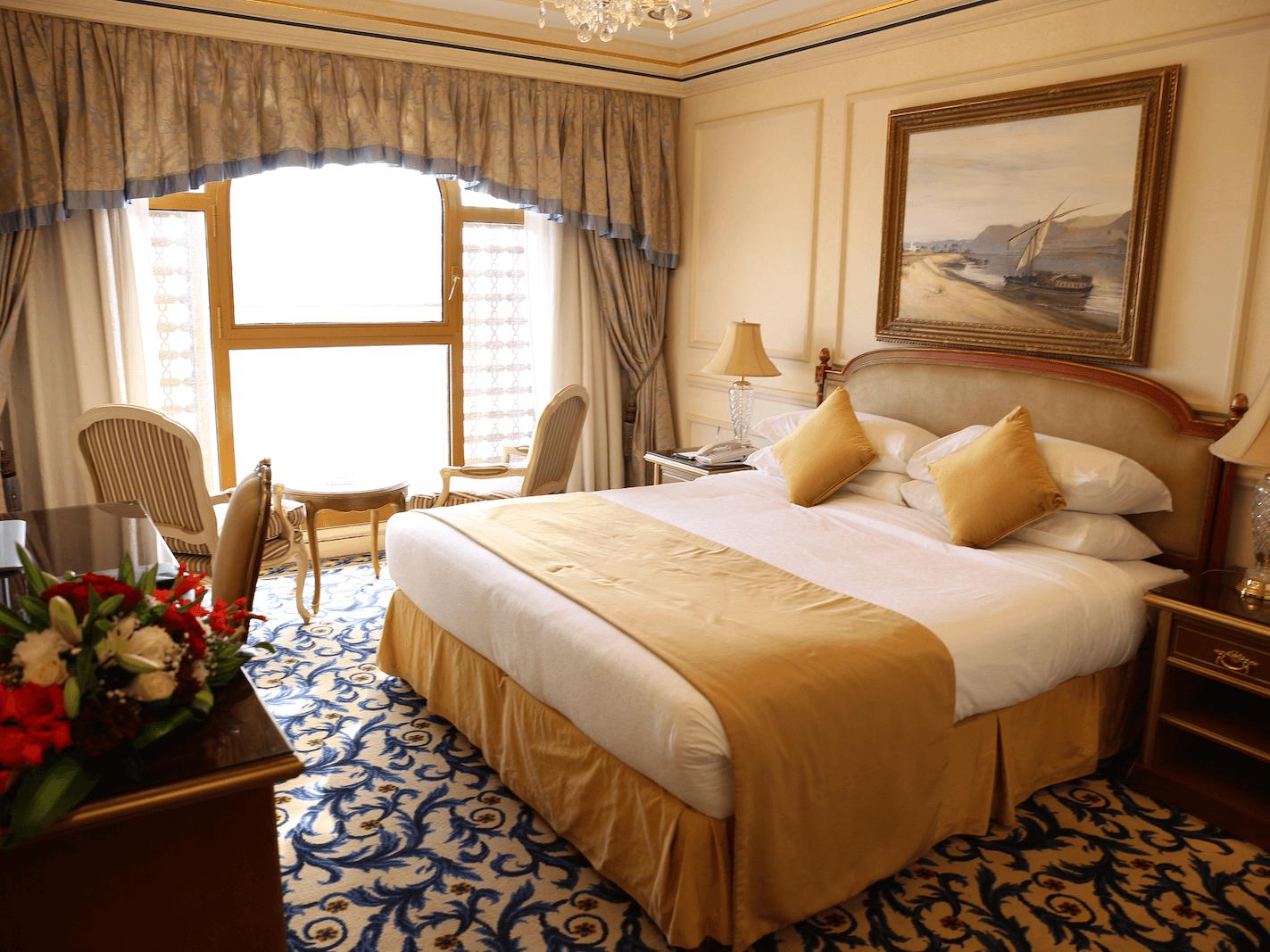 Royal Al Qasr Room Haram View