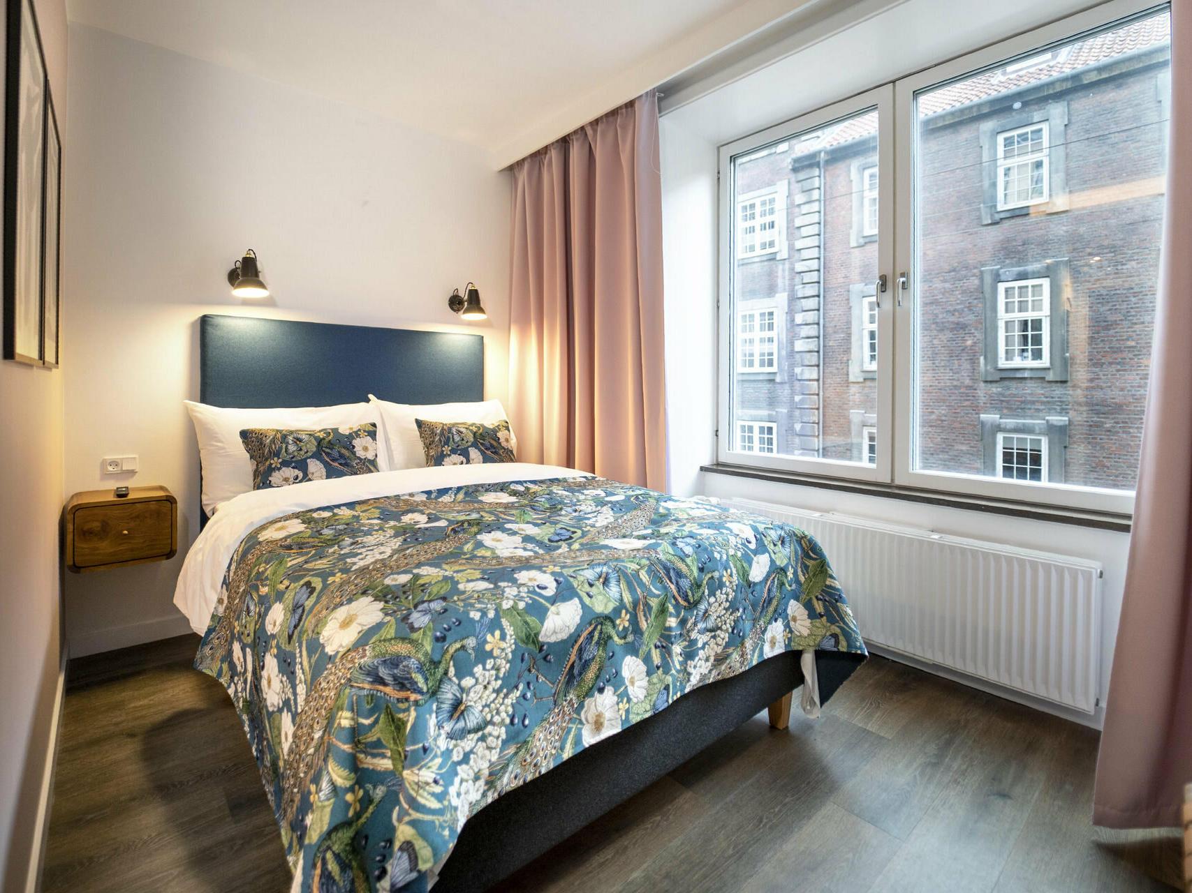 Pocket - small double room in hotel h27 Copenhagen