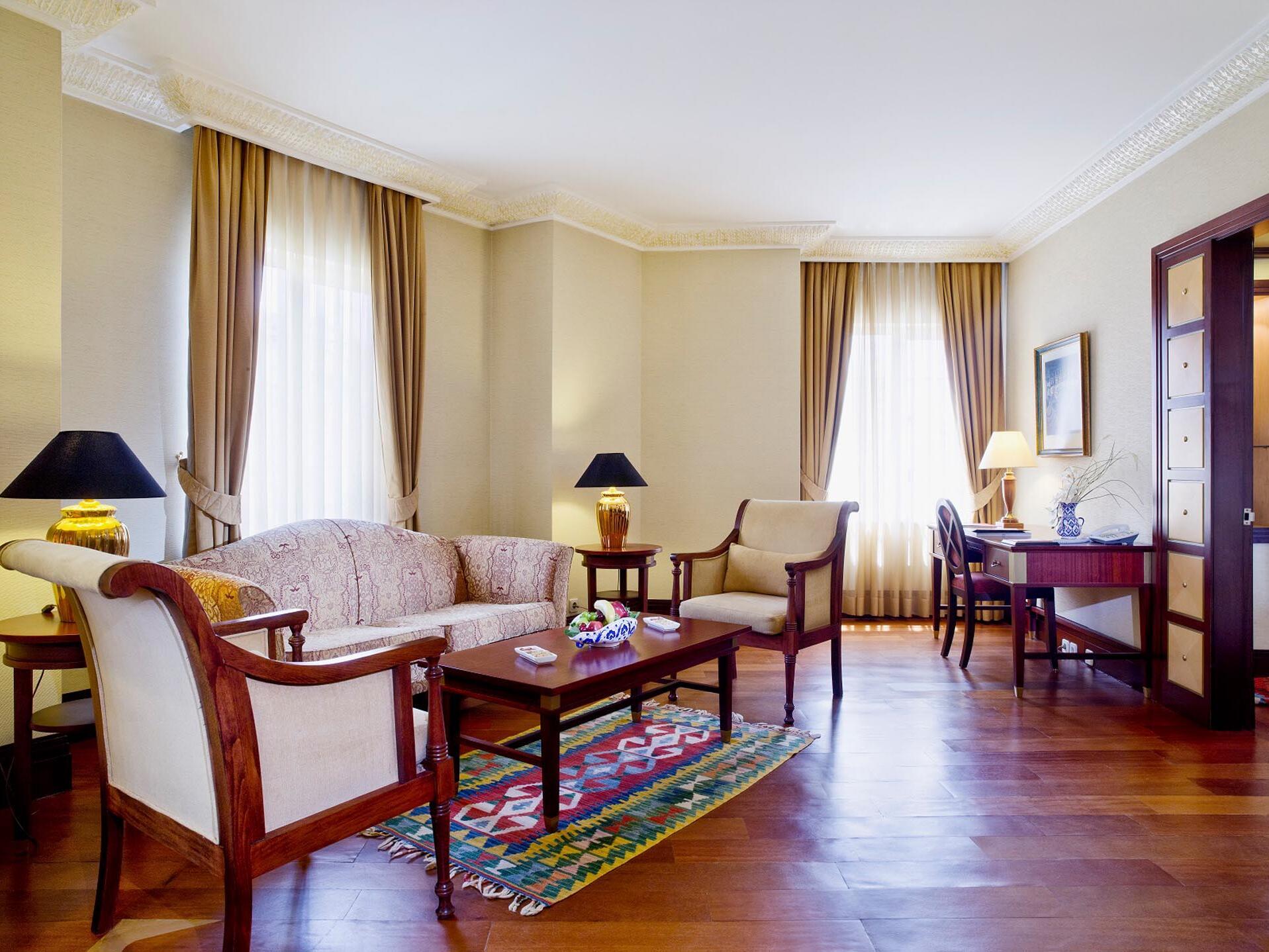 Family Suite Eresin hotels sultanahmet
