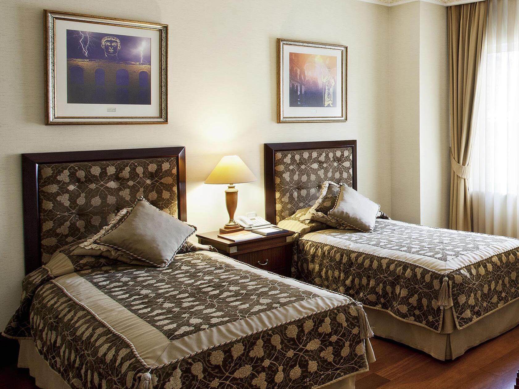 Standard Room Eresin hotels sultanahmet