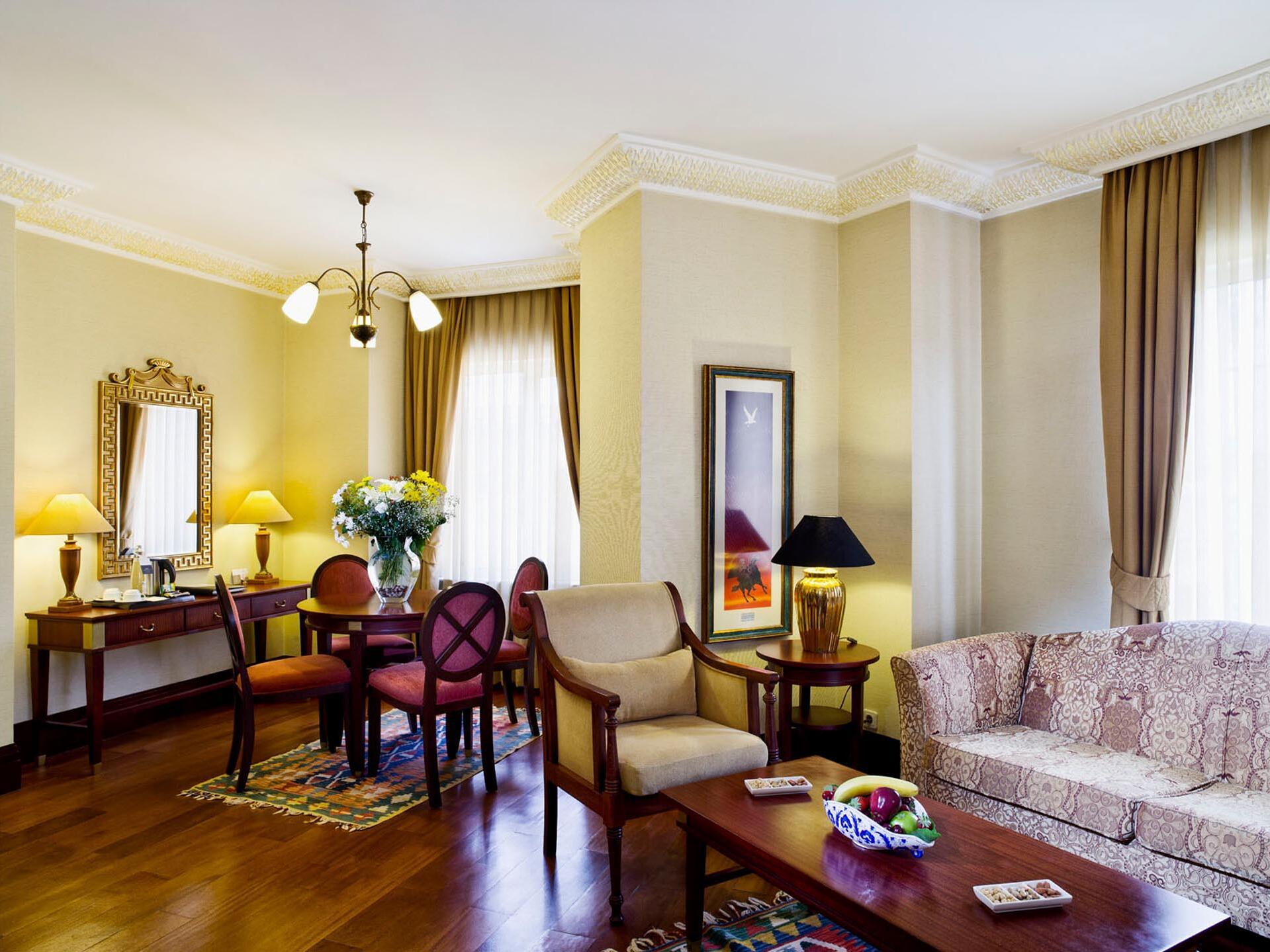 Junior Suite Eresin hotels sultanahmet