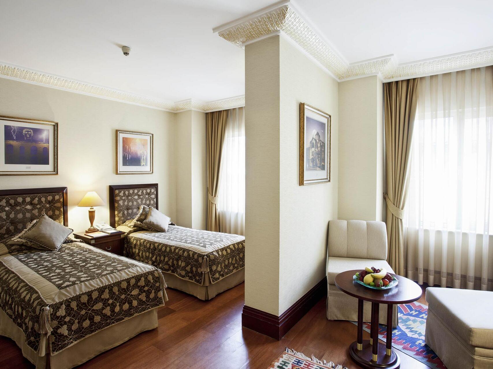 Economy Room Eresin hotels sultanahmet