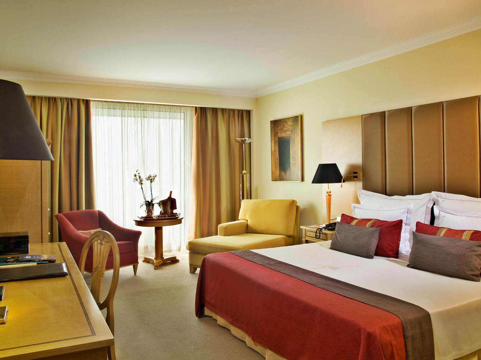 Junior Suite en el Hotel Cascais Miragem Health and Spa