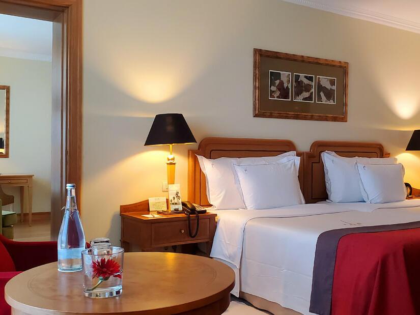 Habitación Familiar en el Hotel Cascais Miragem Health and Spa