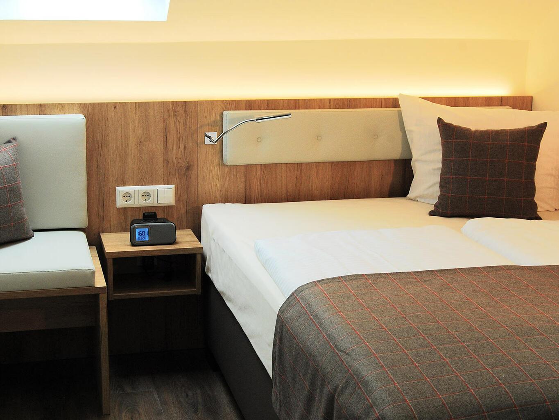 Single Room at Residenz Hotel Am Martinsberg