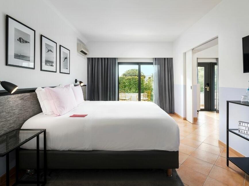 Standard Plus twin room at The Magnolia Hotel Quinta do Lago