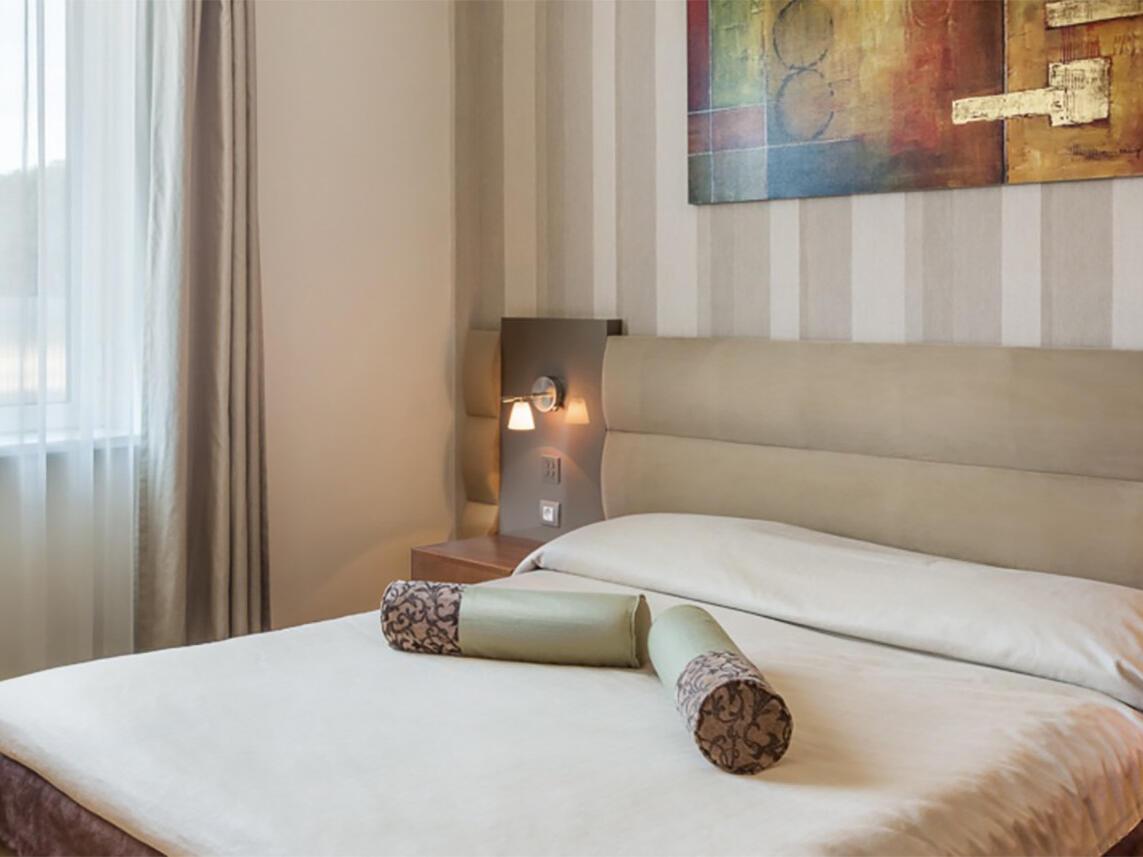 Double Executive Room at IAKI Conference & Spa Hotel in Mamaia