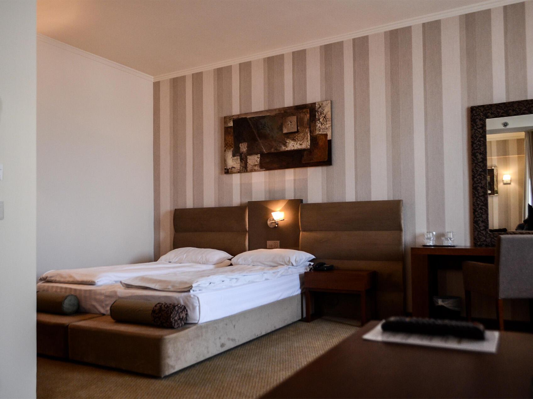 Seaview Superior Room at IAKI Conference & Spa Hotel in Mamaia