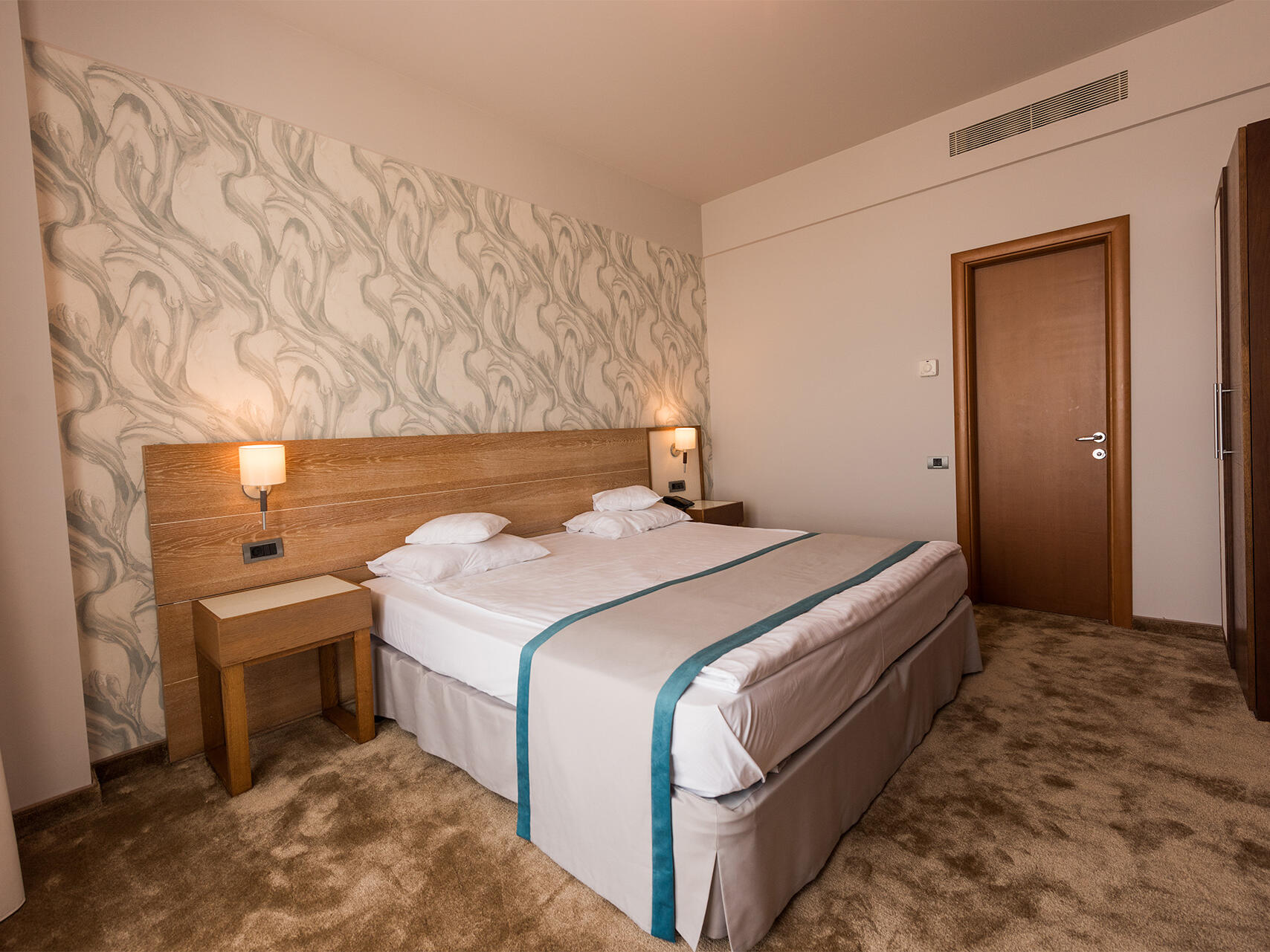 Presidential Suite at IAKI Conference & Spa Hotel in Mamaia