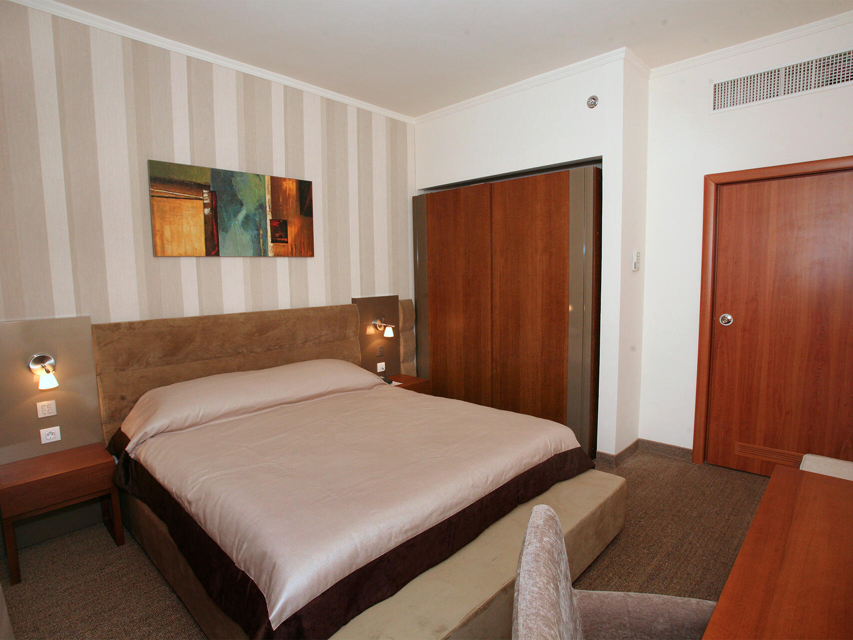 Standard Suite at IAKI Conference & Spa Hotel in Mamaia