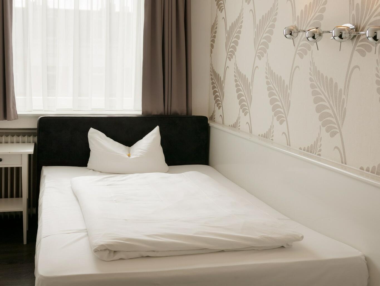 Single Room with one bed at Rheinland Hotel Kollektion
