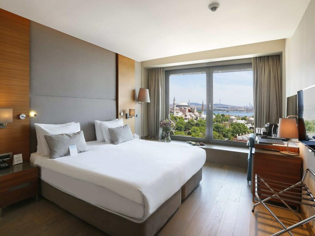 Seaview Room at Hotel Arcadia Blue Istanbul