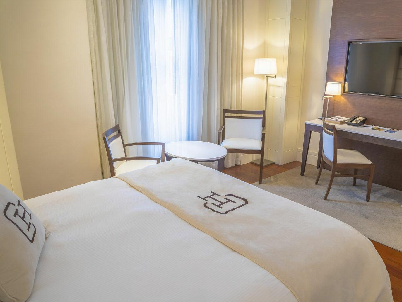 Deluxe Room with one bed at Central Hotel Panama
