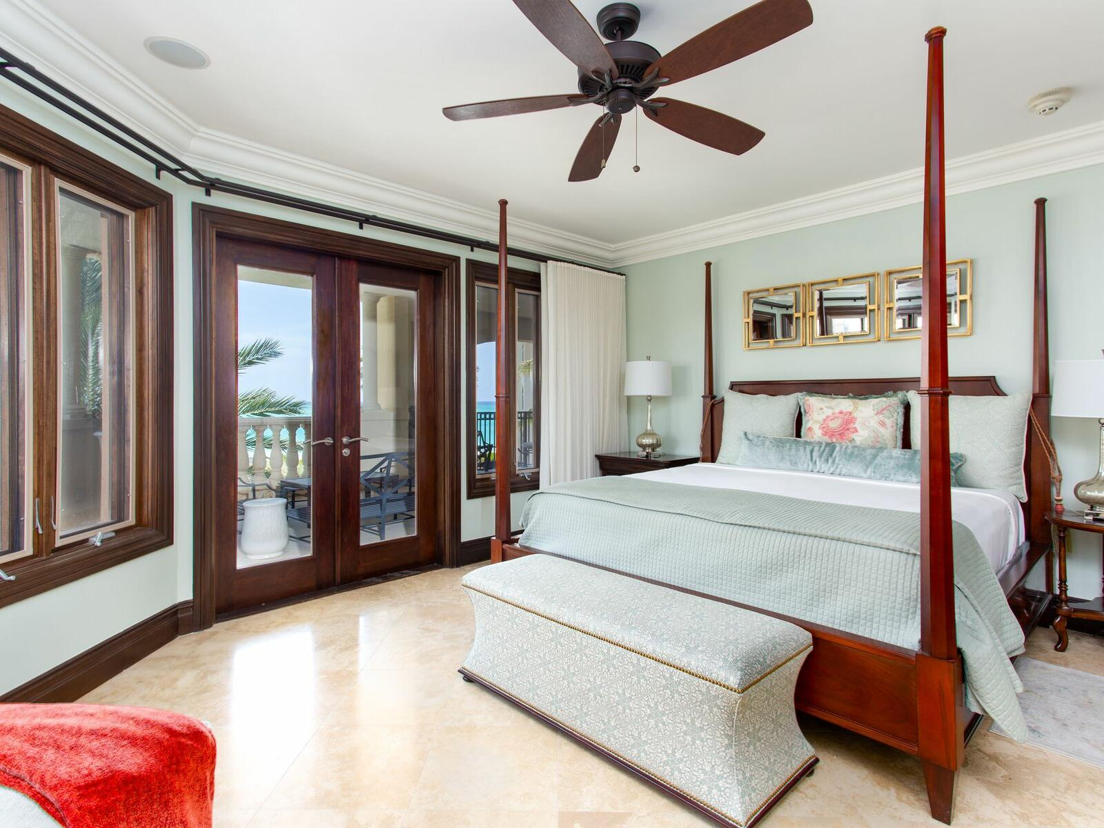 Five Bedroom Ocean view Penthouse at Somerset On Grace Bay