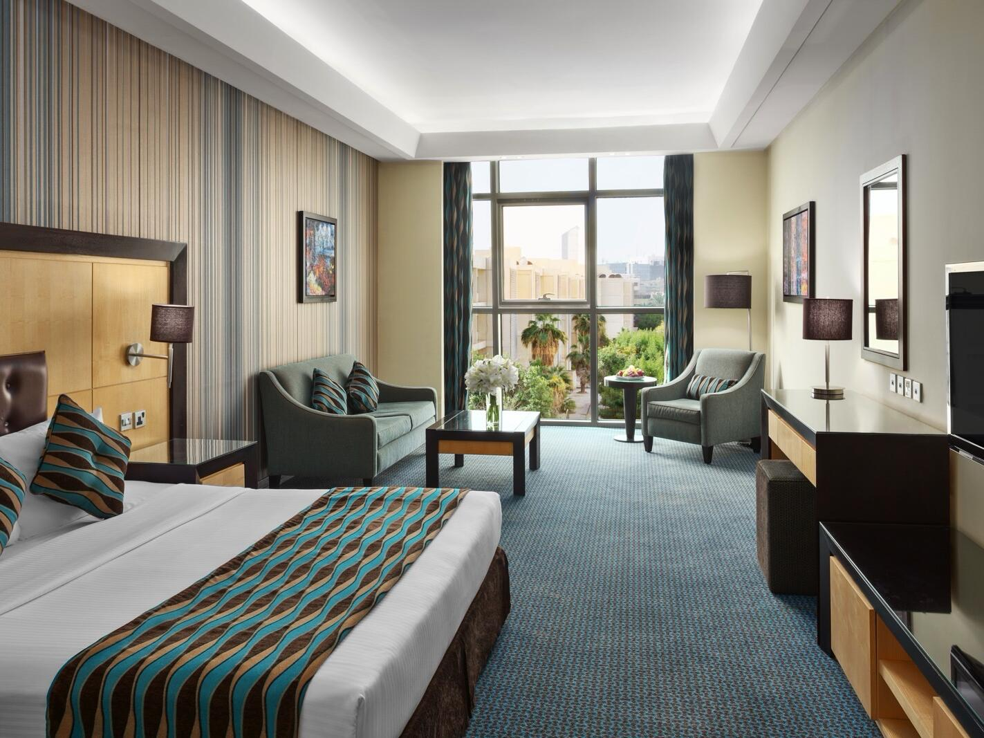 Deluxe Room at RAND by Wandalus in Riyadh
