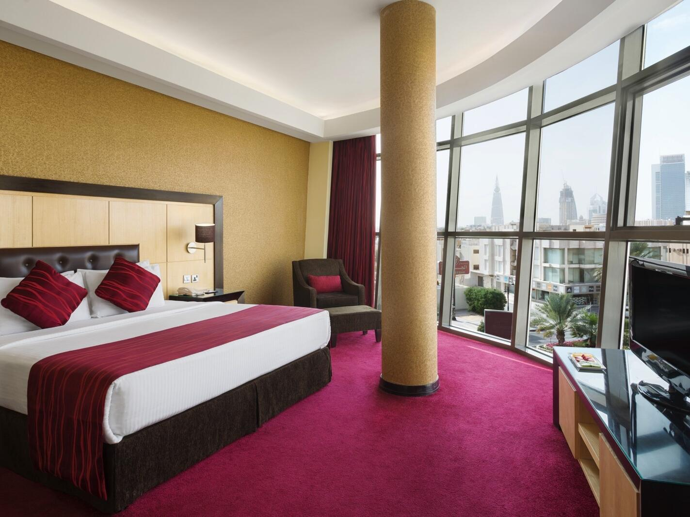 Panoramic Suite at RAND by Wandalus in Riyadh