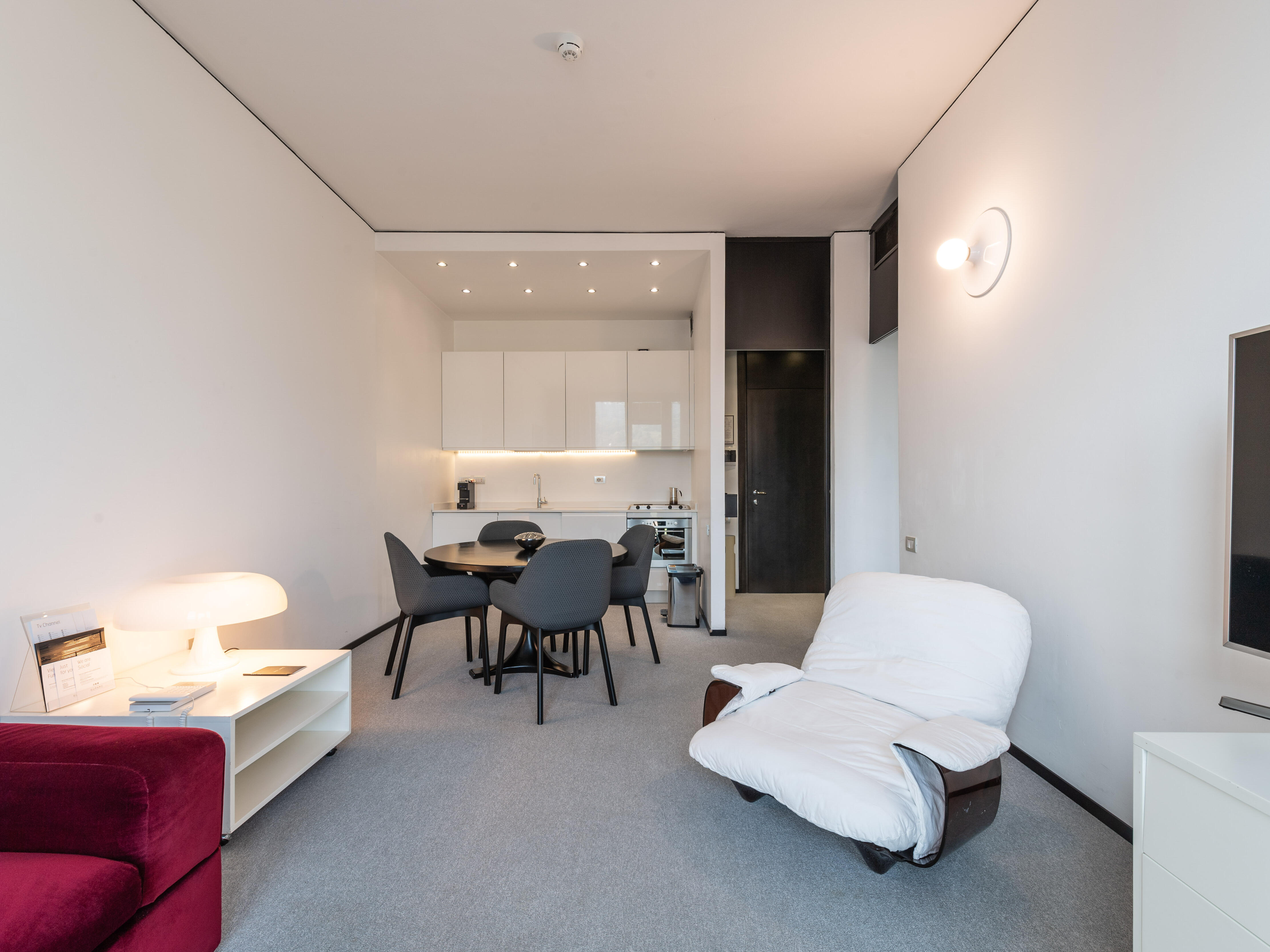 Standard Suite, DUPARC Contemporary Suites Torino
