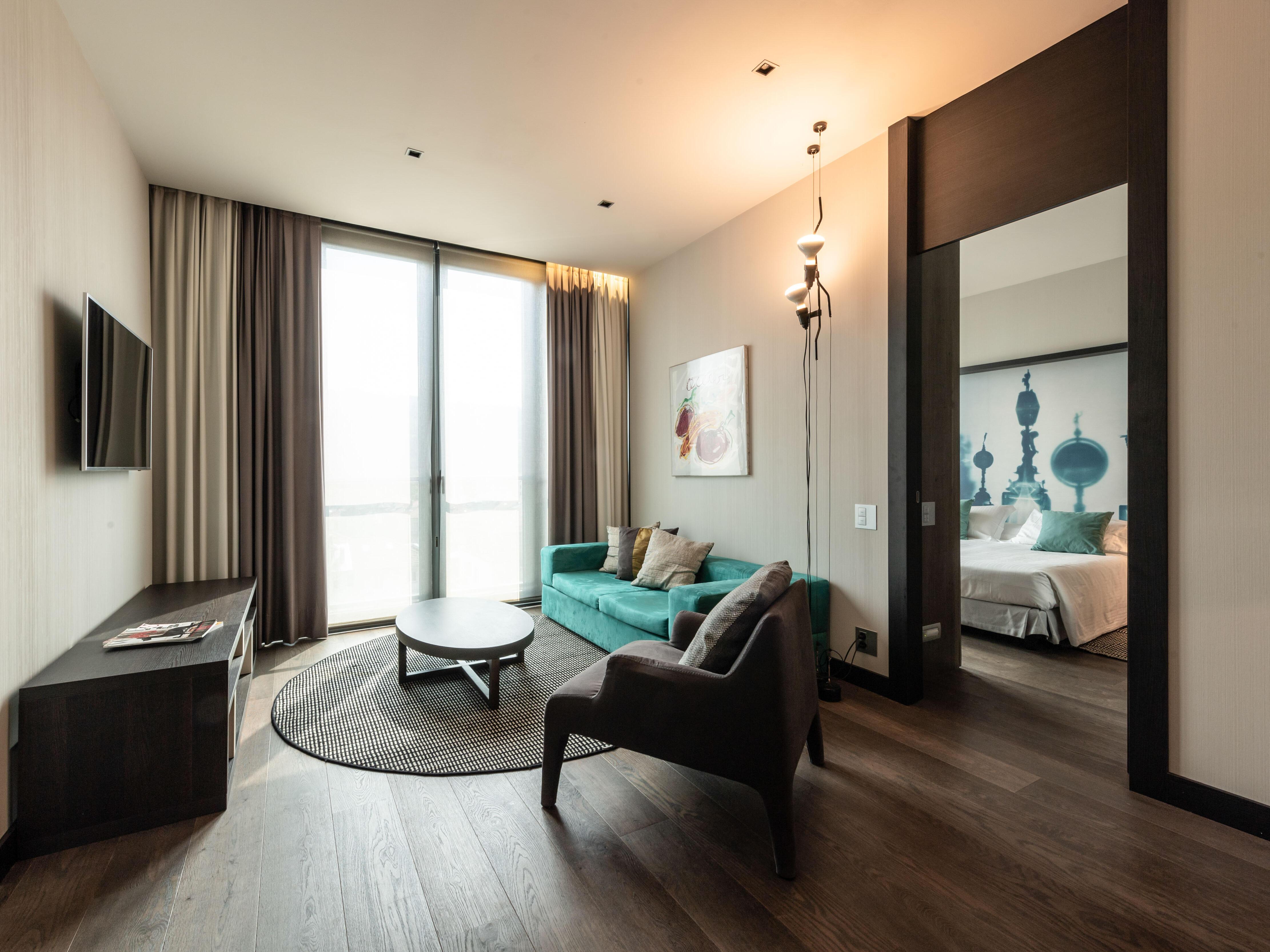 Superior Suite, DUPARC Contemporary Suites Torino
