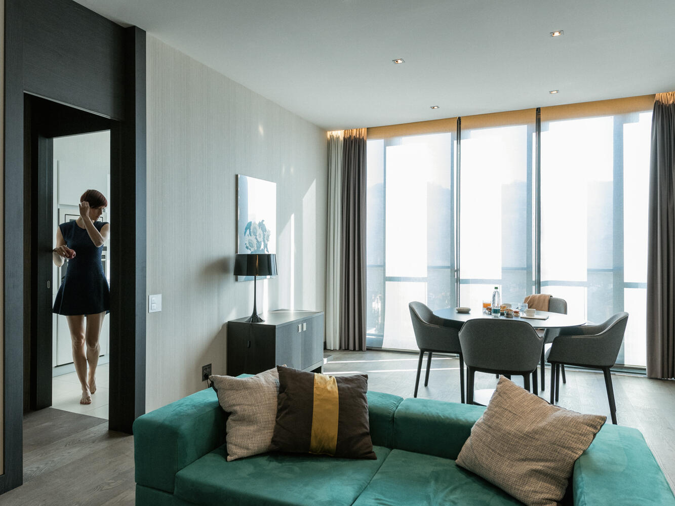 Luxury Suite con due camere, DUPARC Contemporary Suites Torino