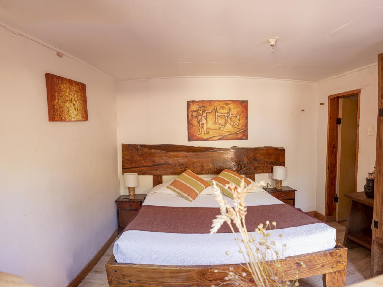Habitaciones Clásicas en Hotel Don Raúl