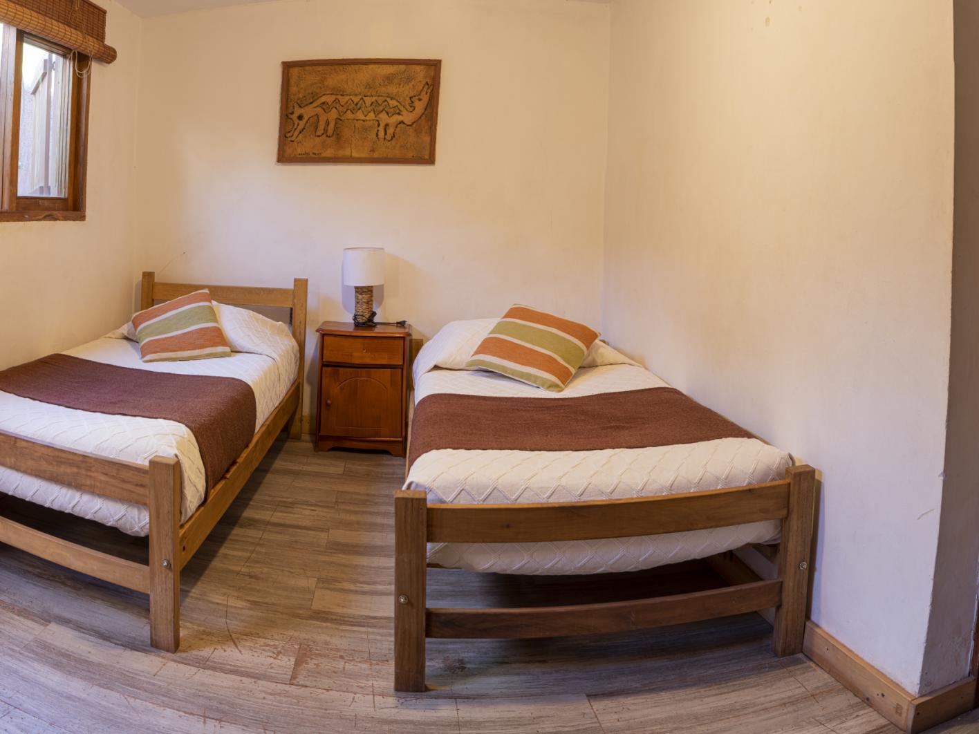 Habitaciones Clásicas con dos camas
