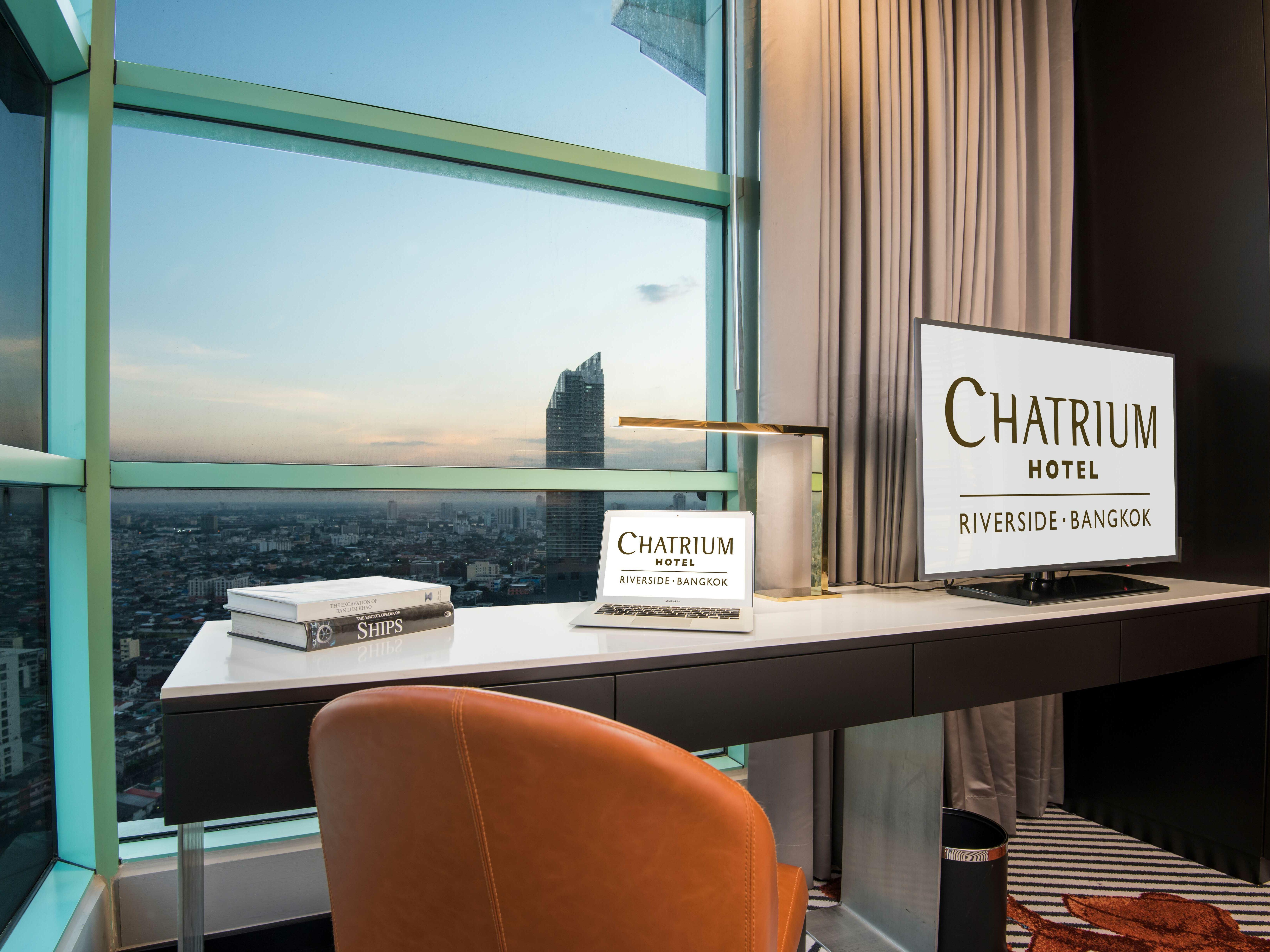 Chatrium Club Suite One Bedroom City View at Chatrium Hotel Riverside Bangkok