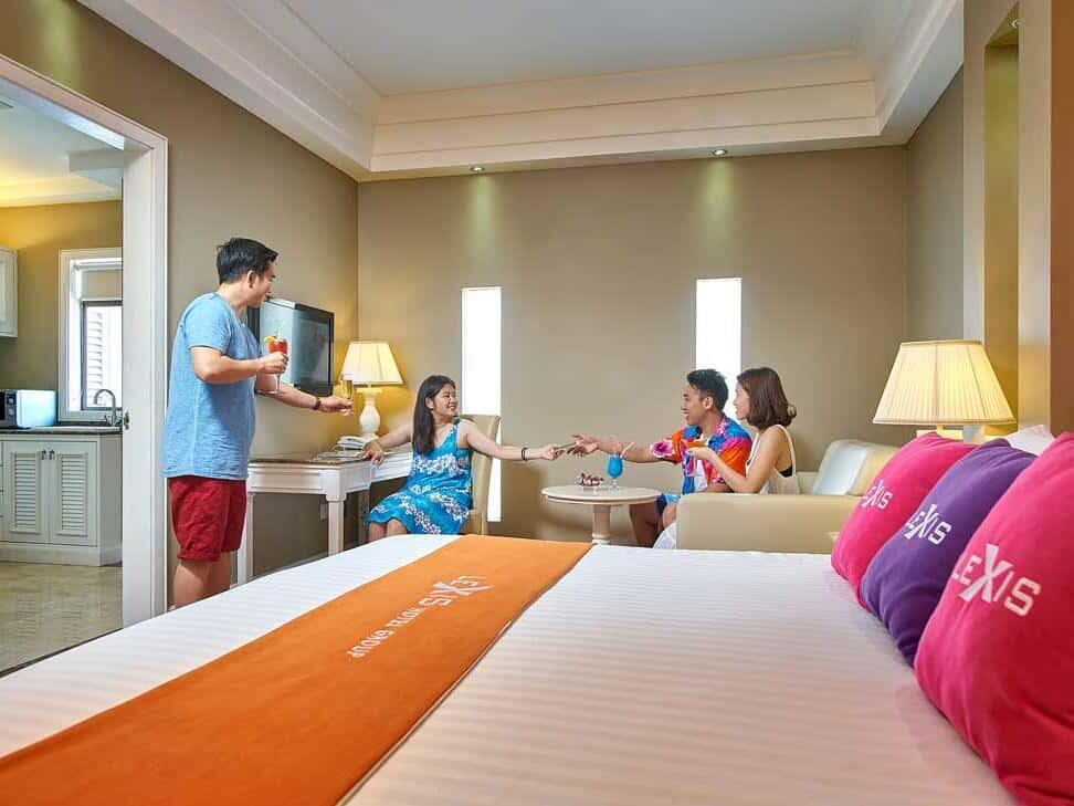 Premier Suite at Grand Lexis Port Dickson