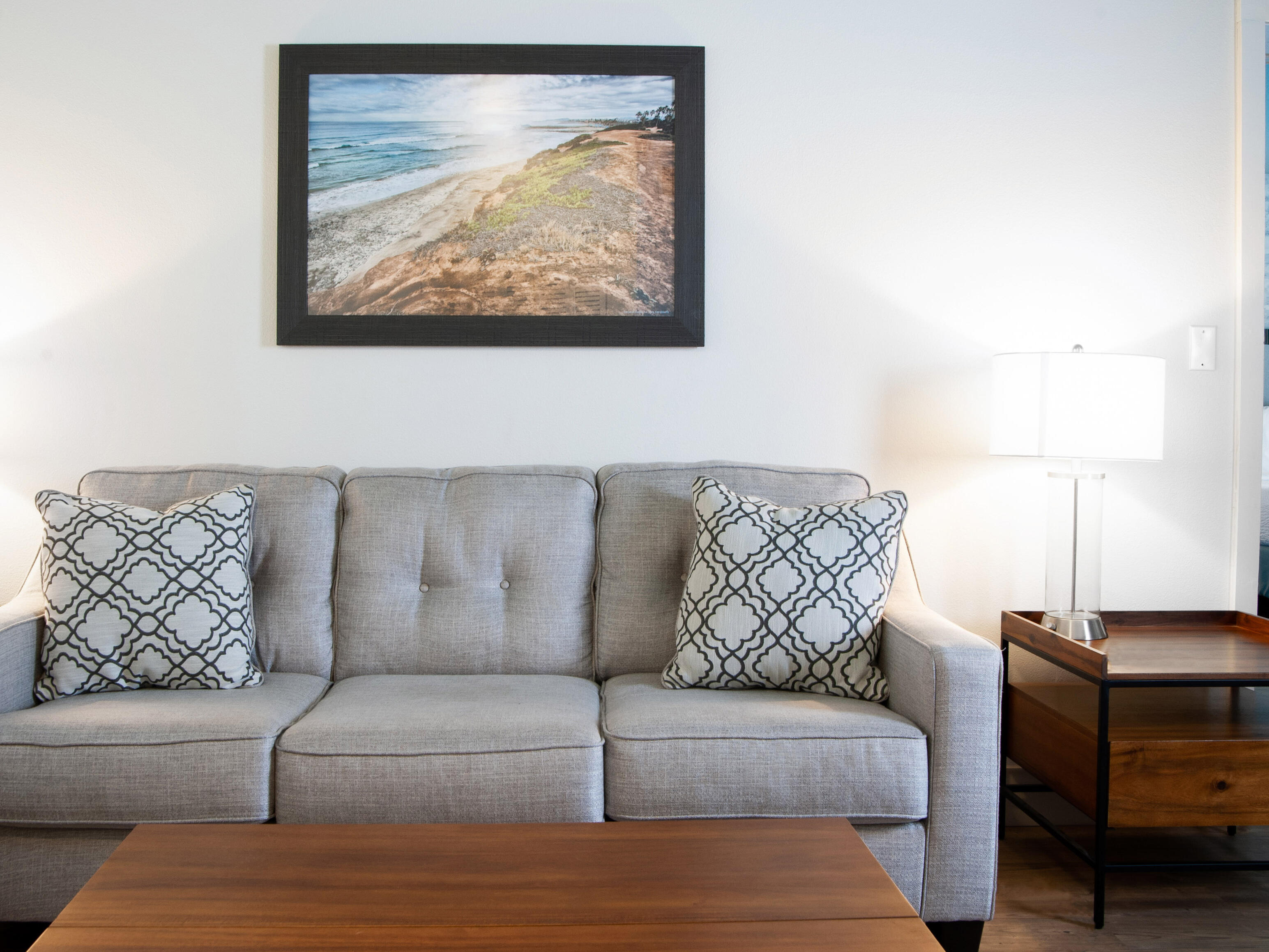 Family Suite Living Room in Carlsbad, CA | Carlsbad by the Sea Hotel