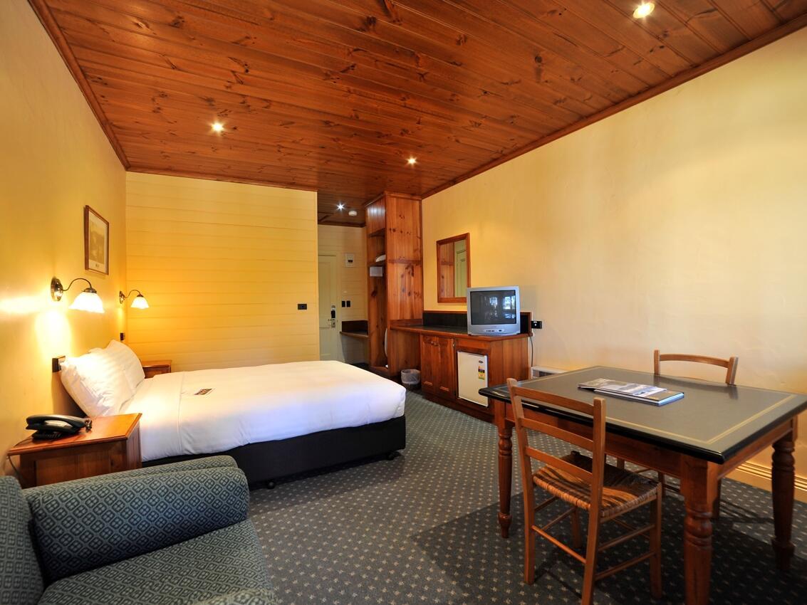 Bedroom at Village Standard Room in Strahan Village