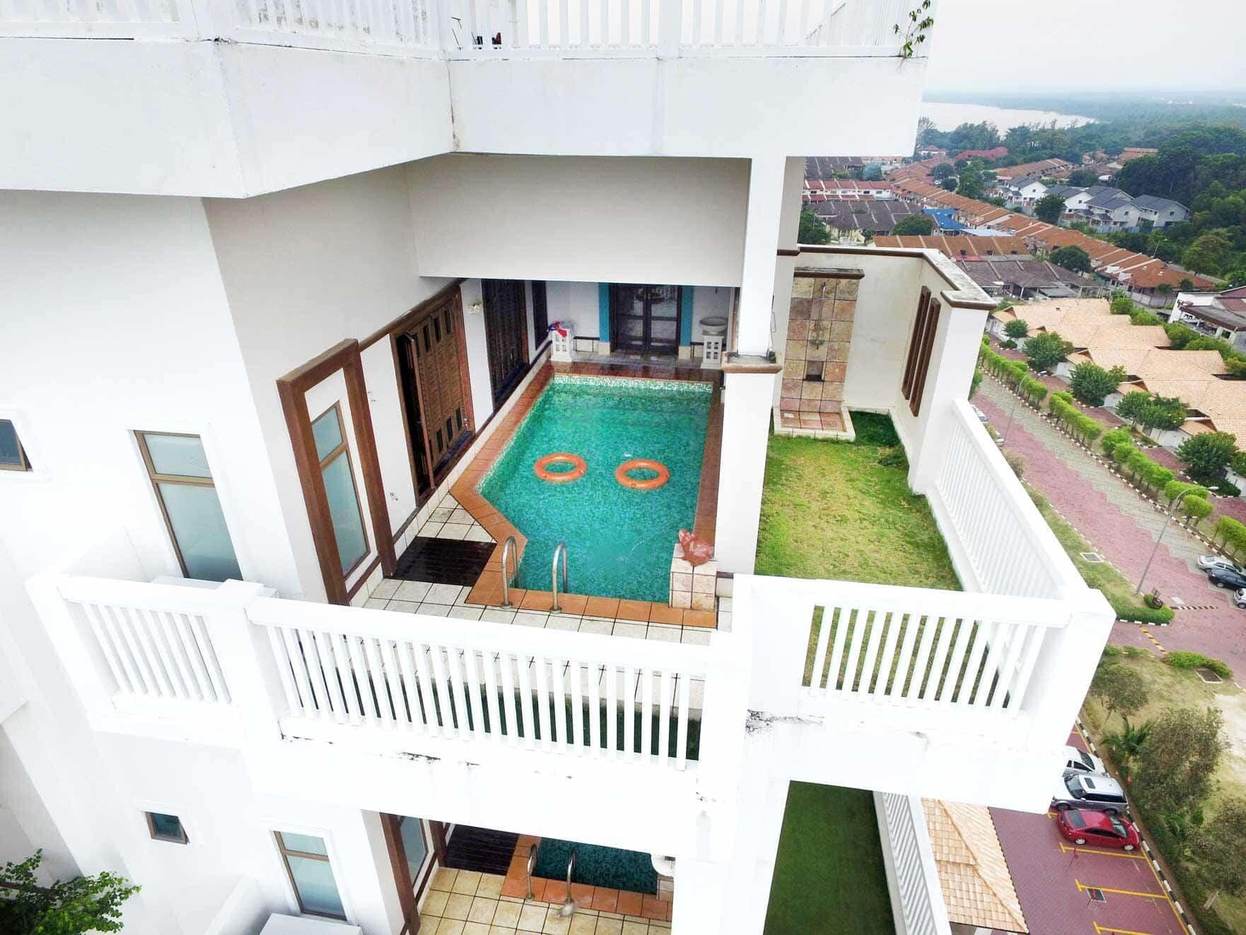 Sky Pool Villa at Grand Lexis Port Dickson