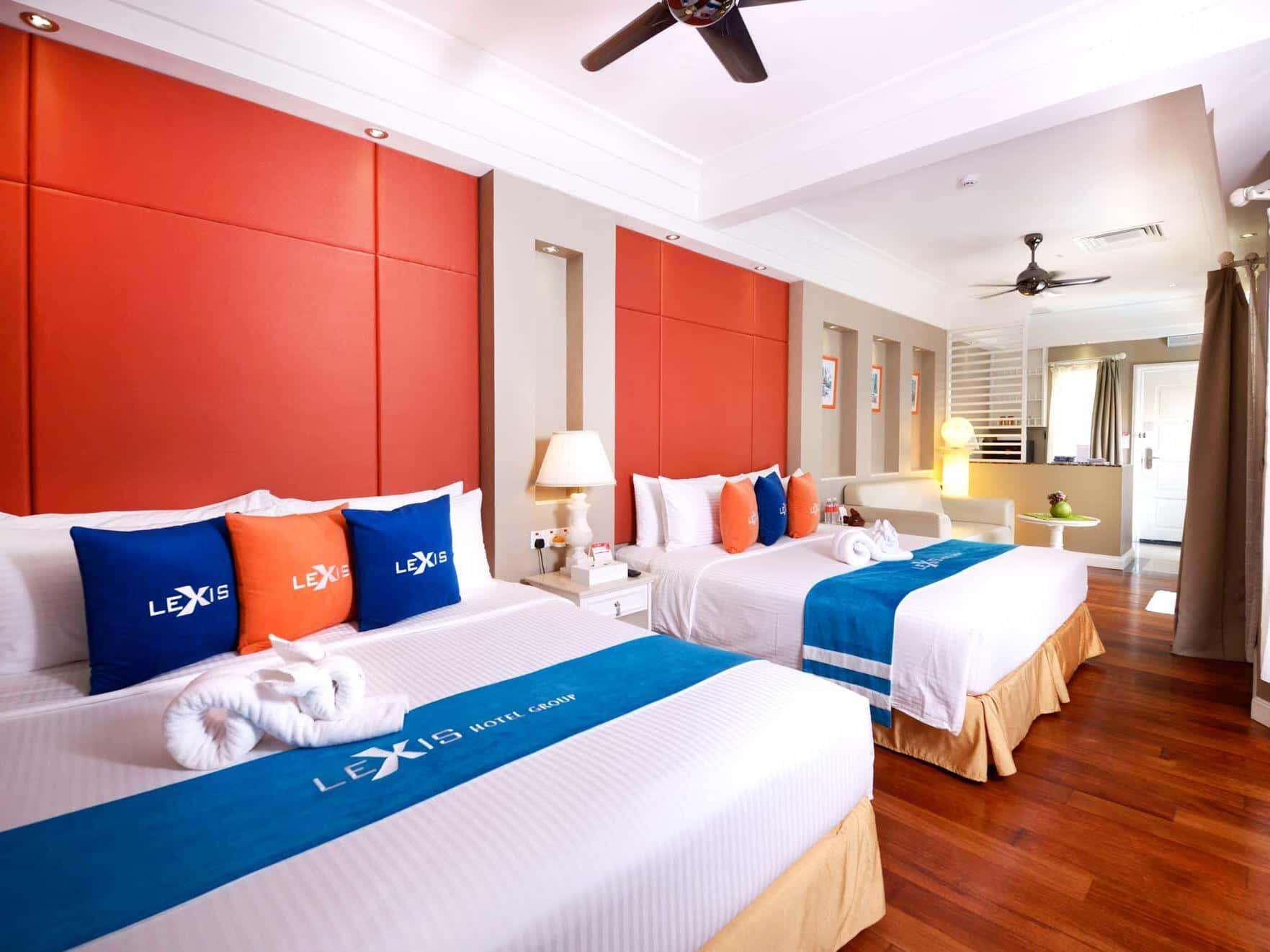 Deluxe Suite at Grand Lexis Port Dickson