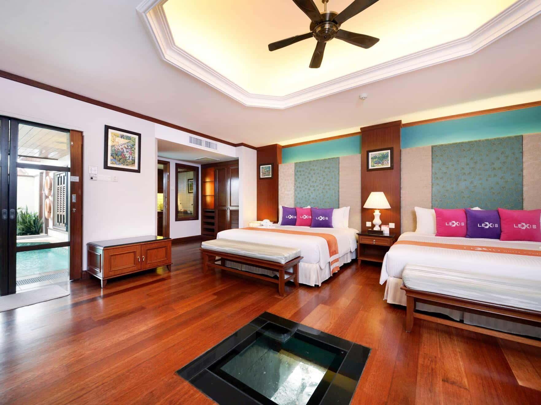 Premium Pool Villa at Grand Lexis Port Dickson