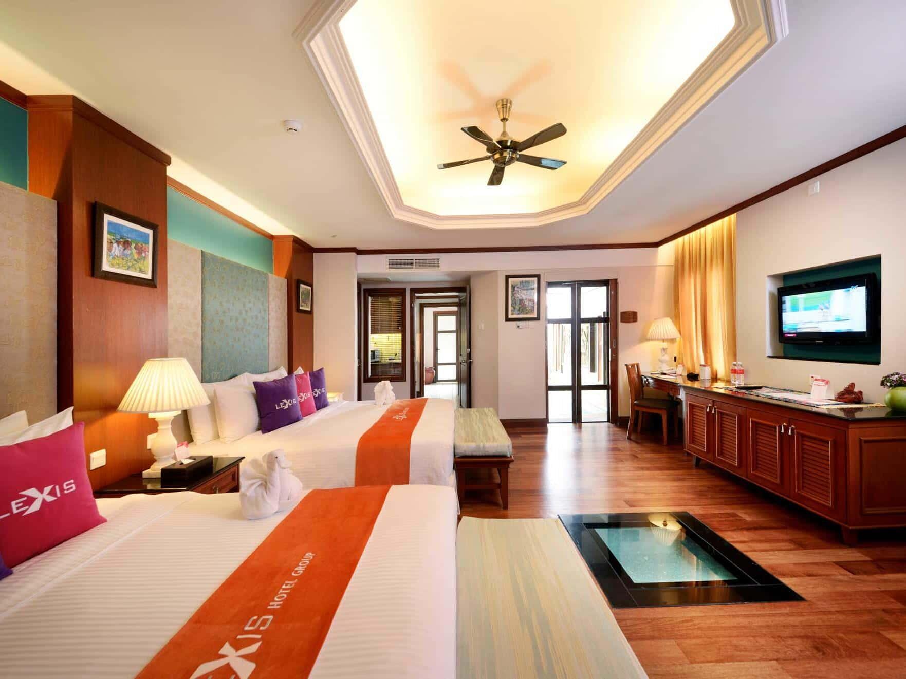 Executive Pool Villa Room View