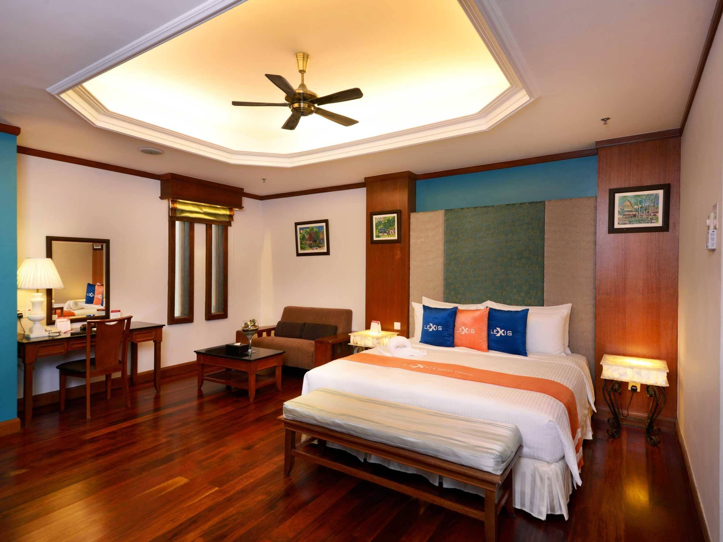 Sky Pool Grand Villa Room View 1