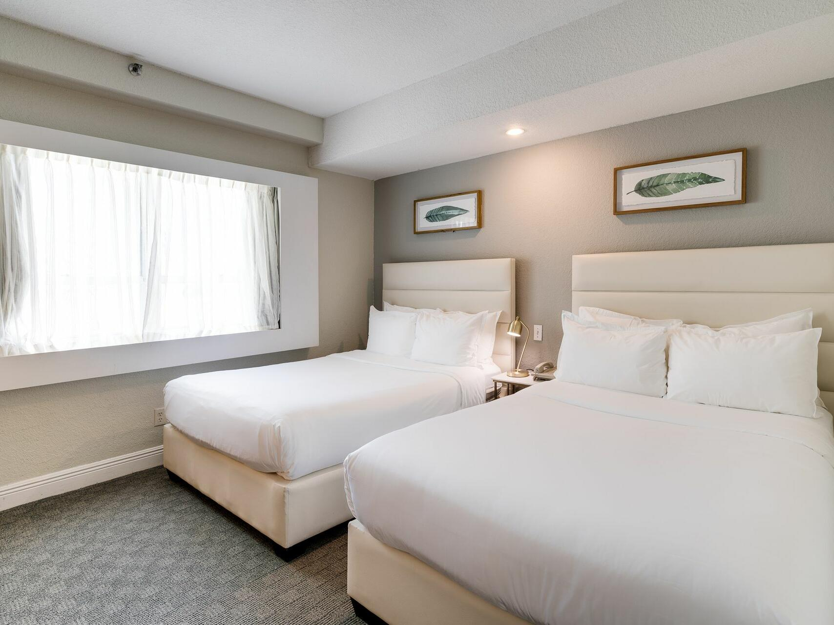 View of Studio Double room at Crest Hotel Suites