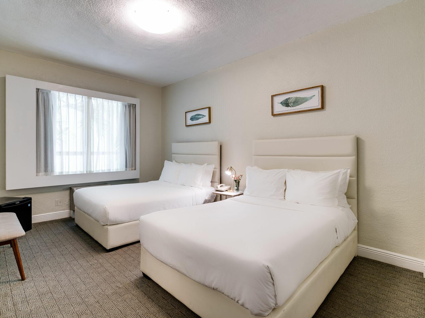 View of Standard Double room at Crest Hotel Suites