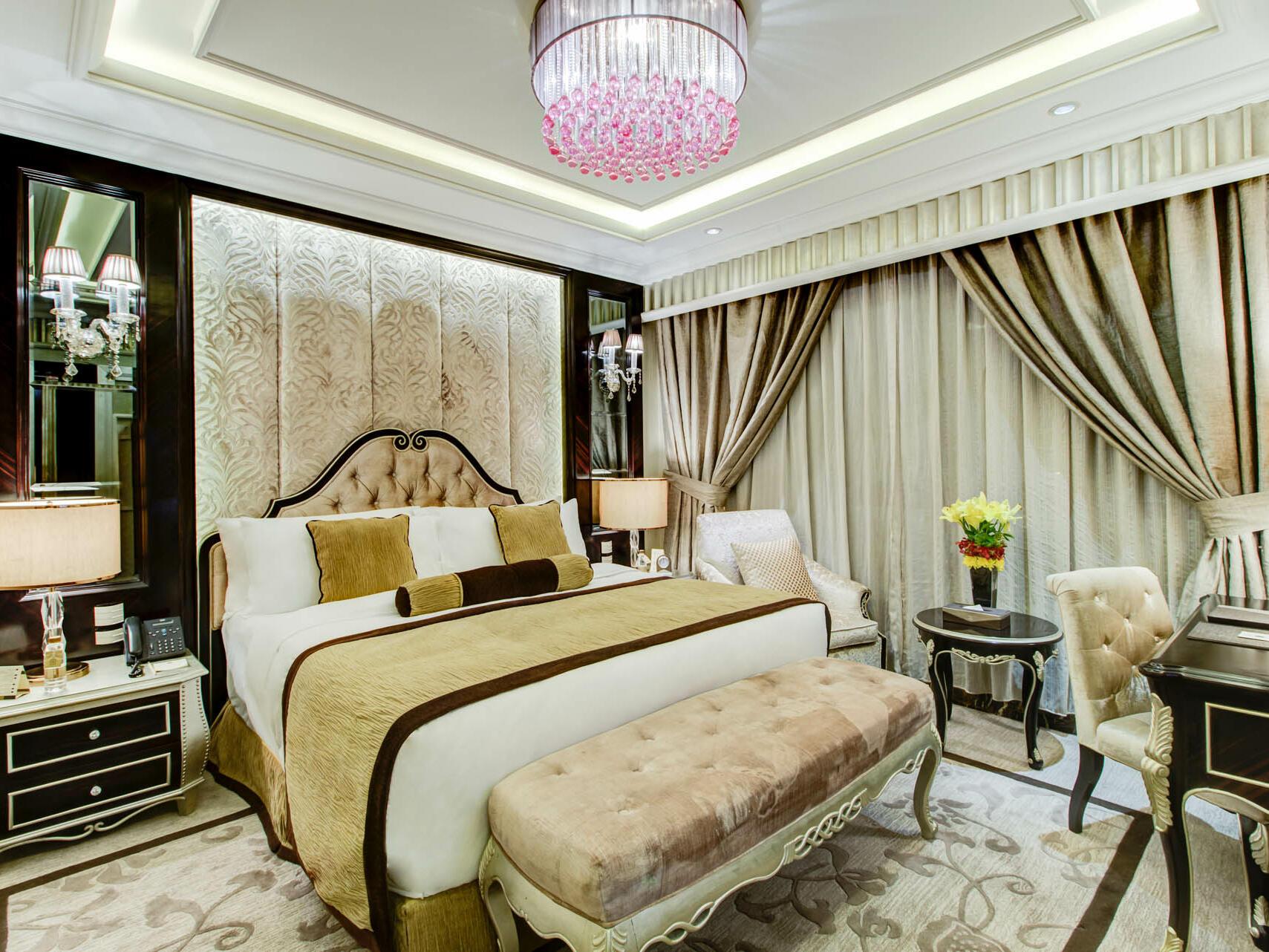 Classic Room at Narcissus Hotel & Spa Riyadh
