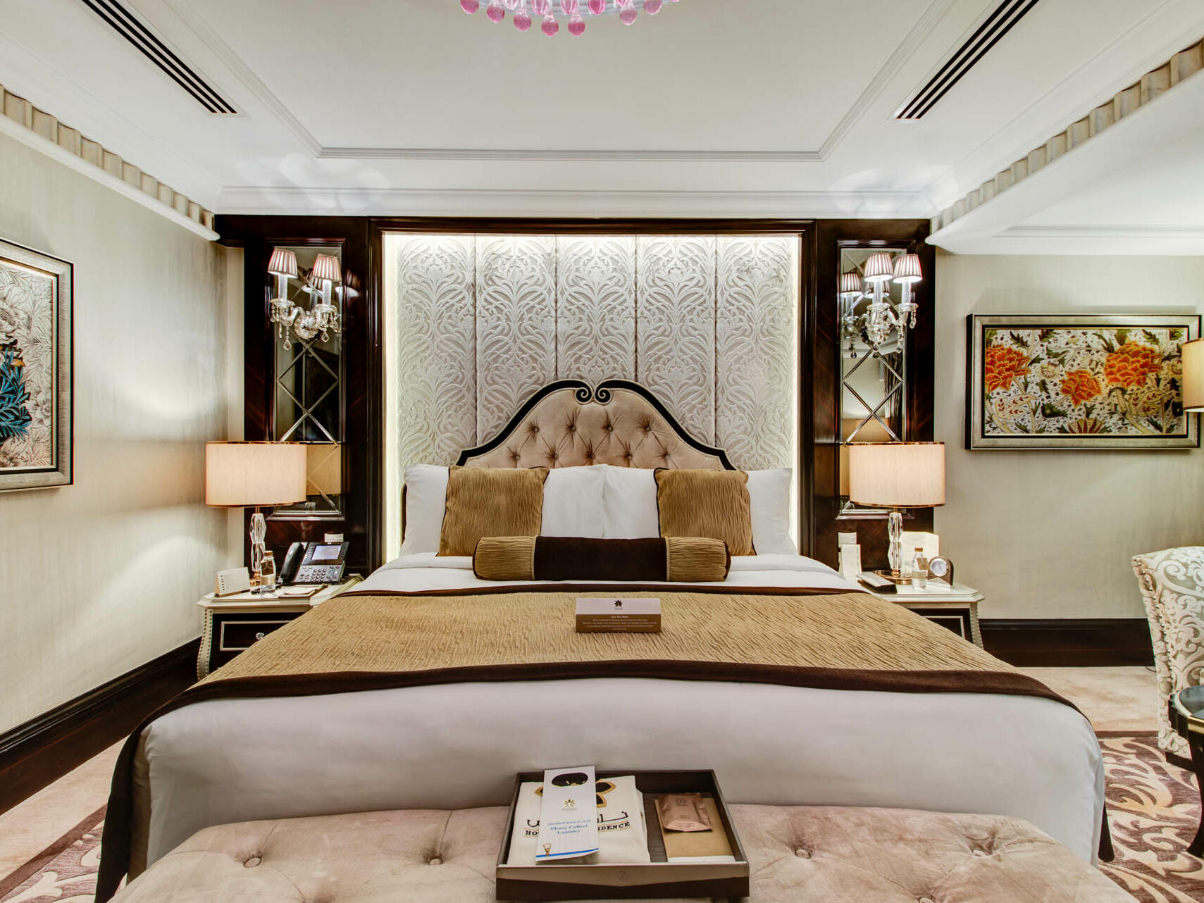 Premium Room at Narcissus Hotel & Spa Riyadh