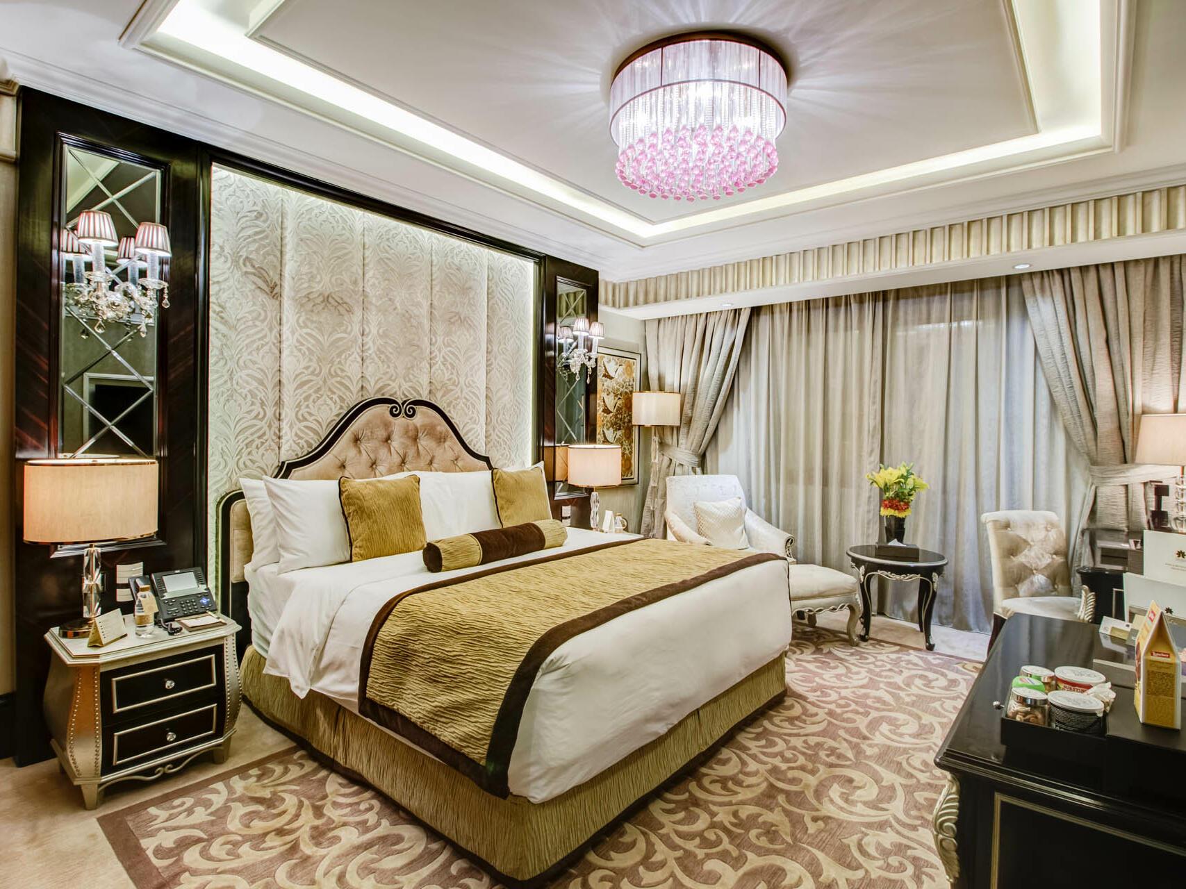 Superior Room at Narcissus Hotel & Spa Riyadh
