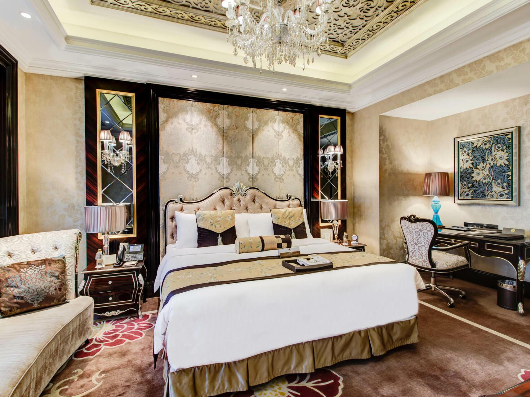 Executive Room at Narcissus Hotel & Spa Riyadh